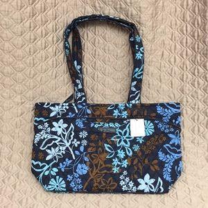 Vera Bradley Mandy Bag(Java Floral Pattern).